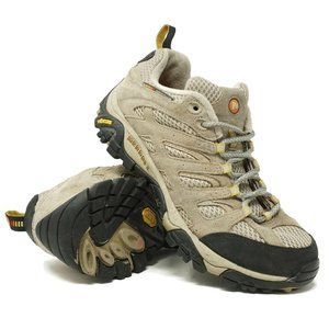 Merrell Womens Moab Waterproof Hiking Shoe 8.5
